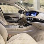 Novi Mercedes-Benz razreda S je korak bliže avtonomni vožnji (foto: Daimler)