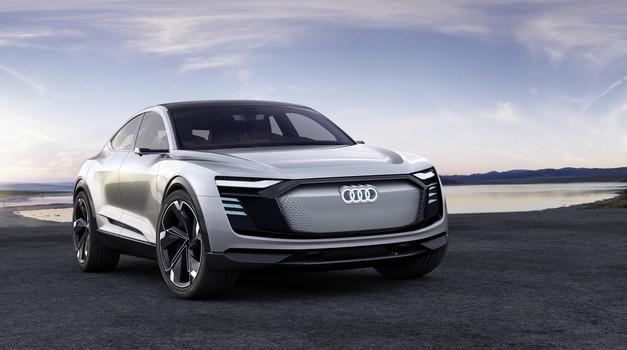 Audi je napovedal tekmeca Tesle X
