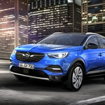 """Grandland X je tretji in za zdaj tudi največji Opel z """"iksom"""" (foto: Opel)"""