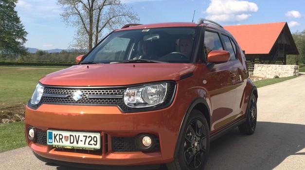 Novo v Sloveniji: Suzuki Ignis