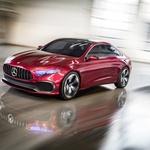 Mercedes-Benz napoveduje novi razred A (foto: Daimler)