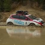 Nissan Leaf se bo peljal v Mongolijo, seveda na električni pogon (foto: Nissan)