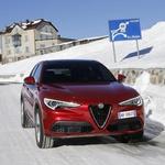 Na domačem terenu: Alfa Romeo Stelvio. Najprej Alfa Romeo, šele nato križanec.