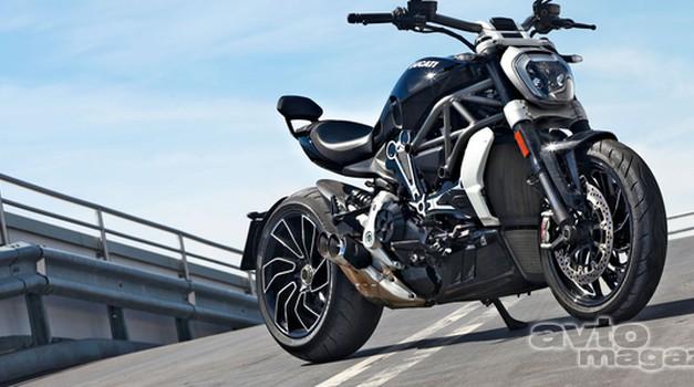 Zapeljite se z Ducatijem XDiavel na fešti v Lignanu