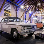 Mazda ima svoj evropski muzej z več kot 45 razstavljenimi Mazdami (foto: Mazda)