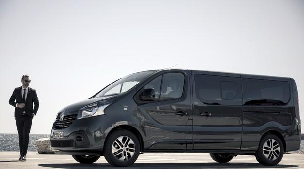 Renault bo v Cannesu predstavil posebno razkošni Trafic SpaceClass