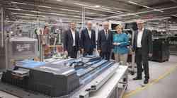 Daimler pripravlja močan napad na Teslo: blizu Dresdna bo stala velika tovarna baterij