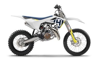 Husqvarna motokros za 2018: najbolj spremenjen je TC 85, ostali le z malenkostnimi popravki