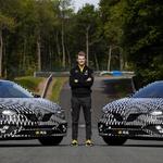 Novi Renault Megane R.S. se je predstavil v Monte Carlu (foto: Renault)