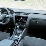 Prava izbira za šport ali teren:  vozili smo Škoda Octavia RS in Scout