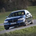 BMW serija 5 (foto: BMW)