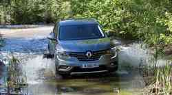 Renaultov večji terenec Koleos je pripeljal v Slovenijo