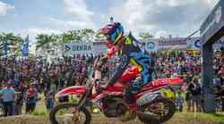 Peta dirka državnega prvenstva v motokrosu bo v Mačkovcih. Nastop Gajserja še pod vprašajem.