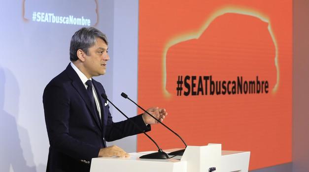 Seat lahko izbira med več kot 10.000 predlogi za ime novega križanca (foto: Seat)