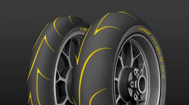Dirkači in ostali hitri motoristi: tu je dolgo pričakovana Dunlop D213GP Pro