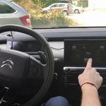 Slovenski študenti razvijajo vmesnik za zmanjšanje obremenitve voznika (foto: Citroen)