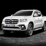 Prestiž in uporabnost z roko v roki: Mercedes predstavil novi razred X (foto: Daimler)