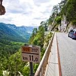 Izbrali smo: najlepša cesta nad Ajdovščino, najslabša iz Polzele proti Velenju (foto: Saša Kapetanovič)