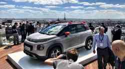 Cactusova evolucija: predstavljamo Citroën C3 Aircross