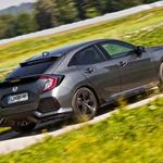 Test: Honda Civic 1.5 Sport (foto: Saša Kapetanovič)