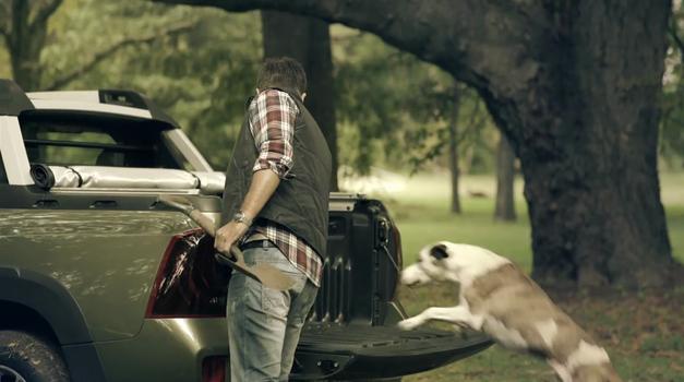 V Južni Ameriki je Duster na voljo tudi kot poltovornjak Oroch (video) (foto: Renault)