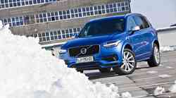 Kratki test: Volvo XC90 T8 Twin Engine R-Design - T8, ne V8!