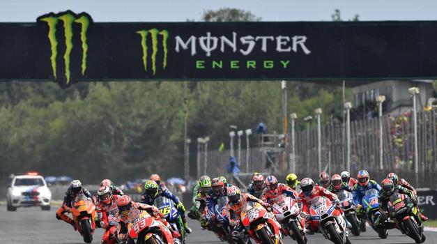 19 MotoGP dirk v 2018 - v 70. sezoni FIM prvenstva tudi na Tajskem (foto: Primož Jurman, Dorna, Monster Energy)