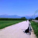 Je vožnja vštric edina možnost izboljšanja varnosti kolesarjev v Sloveniji? (foto: Matevž Hribar)