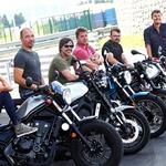 Retro primerjalni test: BMW, Ducati, Honda, Moto Guzzi, Triumph in Yamaha (foto: Saša Kapetanovič)