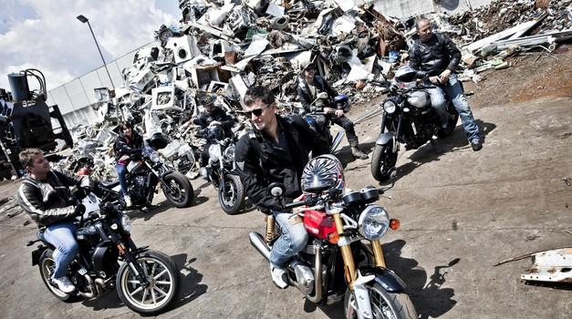 Retro primerjalni test: BMW, Ducati, Honda, Moto Guzzi, Triumph in Yamaha