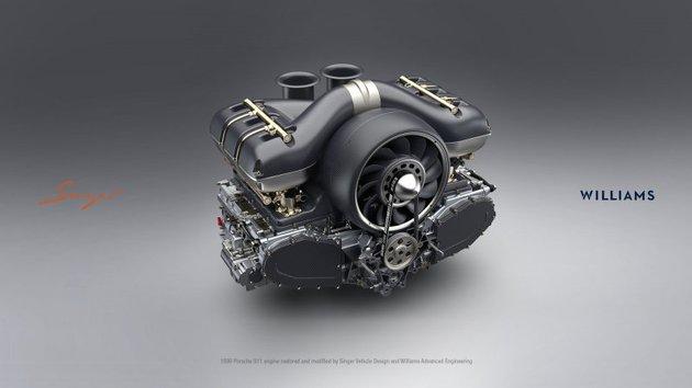 4-litrski motor s 500 'konji'