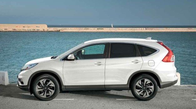 Podaljšani test: Honda CR-V 1.6i - DTEC 4WD Elegance (foto: arhiv AM)