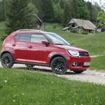 Test: Suzuki Ignis 1.2 VVT 4WD Elegance (foto: Matija Janežič)