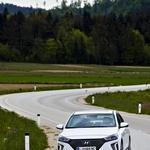 Test: Hyundai Ioniq hibrid Impression (foto: Saša Kapetanovič)