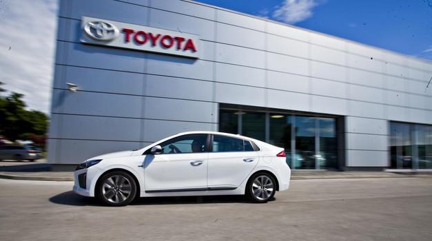 Test: Hyundai Ioniq hibrid Impression