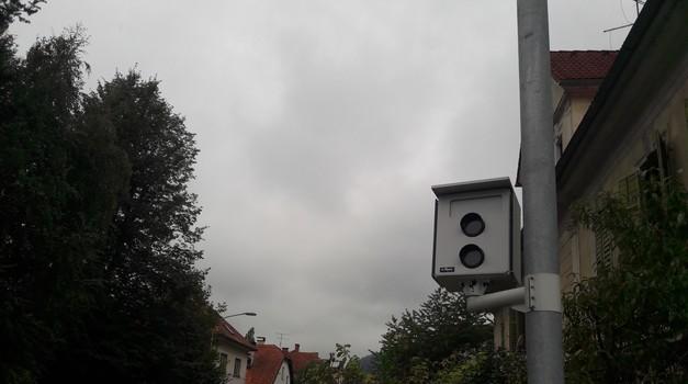 Stacionarni radarji v Kranju gredo v operativno rabo (foto: Jure Šujica)