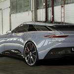"""Britanci predstavljajo Alcraft GT, športni električni """"shooting brake"""" (foto: Alcraft Motor Company)"""
