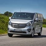 Opel Vivaro za poslovneže in družine z željo po udobju (foto: Opel)