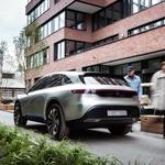 Mercedes Concept EQ je časovni stroj (foto: Daimler)