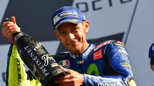 Rossi bo izpustil domačo dirko (foto: Yamaha)