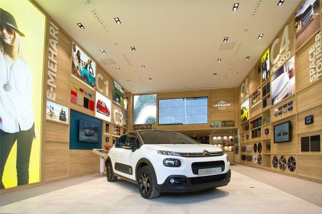 Citroën galerija