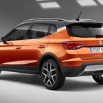 Seatove novosti v Frankfurtu: omejena serija modela Cupra R in Arona na plin (foto: Seat)