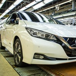 Na ceste prihaja Nissan Leaf druge generacije z možnostjo napajanja gospodinjskega omrežja (foto: Nissan)