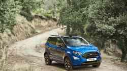 Ford je posodobil Ecosporta