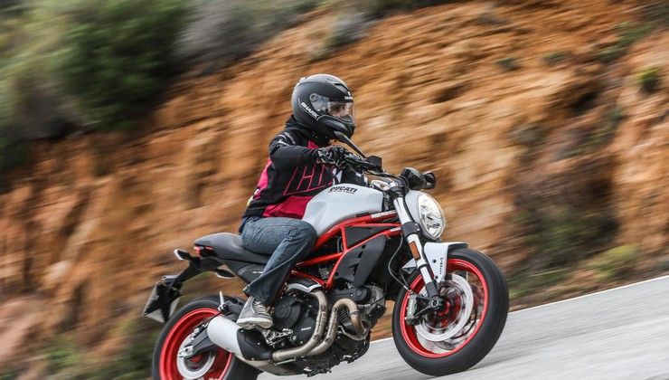 Vozili smo: Ducati Monster 797