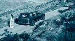 BMW bo z X7 zapolnil nišo v svoji razkošni ponudbi; napoveduje ga študija BMW Concept X7 iPerformance