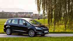Kratki test: Ford S-Max Vignale 2.0 TDCi 210 KM