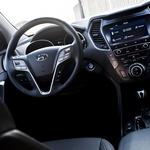 Kratki test: Hyundai Grand Santa Fe 2.2 CDRi Impression (foto: Saša Kapetanovič)