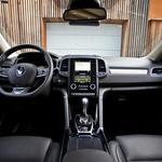 Test: Renault Koleos Initiale Paris Energy dCi 175 4WD X-Tronic (foto: Saša Kapetanovič)