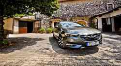 Test: Opel Insignia Grand Sport Dynamic 1.5 Turbo ECOTEC